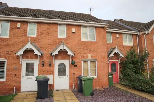 Thumbnail Terraced house to rent in Maple Gardens, Langley Mill, Nottingham