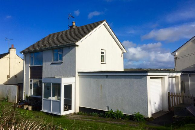 Thumbnail Property for sale in Liskey Hill, Perranporth