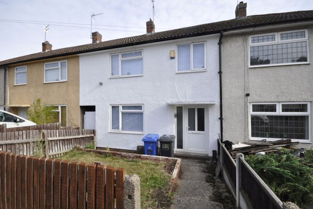 Thumbnail 3 bed semi-detached house to rent in Hornsea Road, Oakwood, Derby