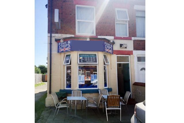 Thumbnail Restaurant/cafe for sale in Minshull New Road, Crewe