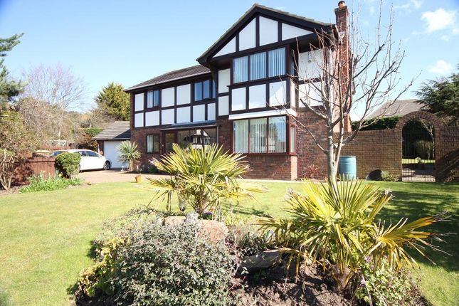 Thumbnail Detached house to rent in Westward Ho, Caldy, Wirral