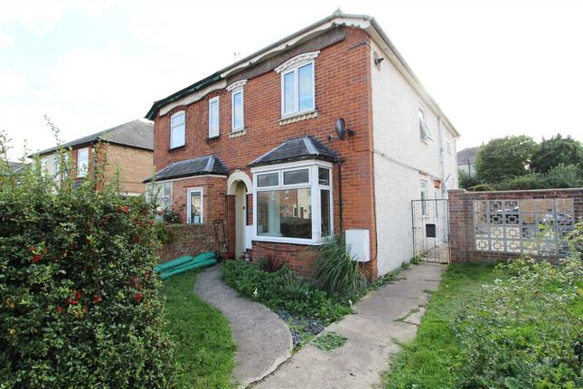 Thumbnail Maisonette for sale in Old Heath Road, Colchester