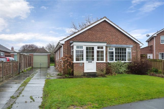 Thumbnail Detached bungalow for sale in Prince Rupert Drive, Tockwith, York