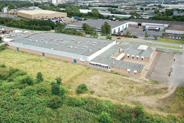 Thumbnail Industrial to let in Princewood Road, Corby