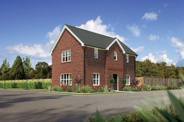 "Thumbnail Detached house for sale in ""Corrywood"" at Bolton Road, Adlington, Chorley"
