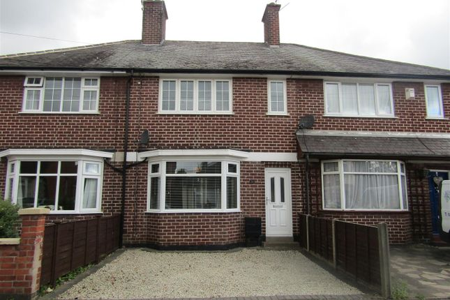Thumbnail Town house for sale in New Street, Blaby, Leicester