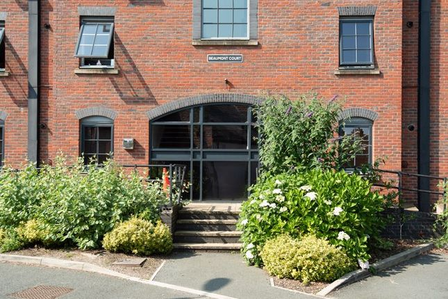 Thumbnail Flat for sale in Beaumont Court, Elphines Drive, Stockton Heath