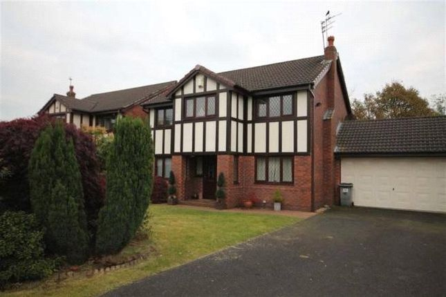 Thumbnail Detached house for sale in Forest View, Shawclough, Rochdale
