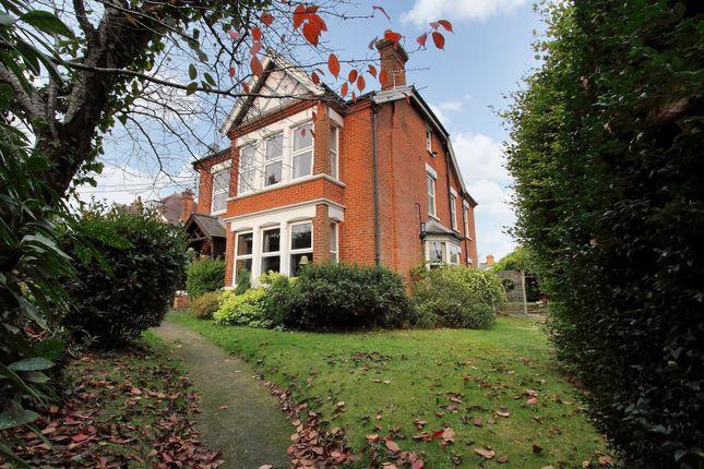 Thumbnail Detached house to rent in Weyhill Road, Andover, Hampshire