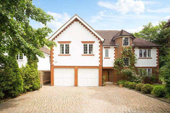 Thumbnail Detached house to rent in Corkran Road, Surbiton