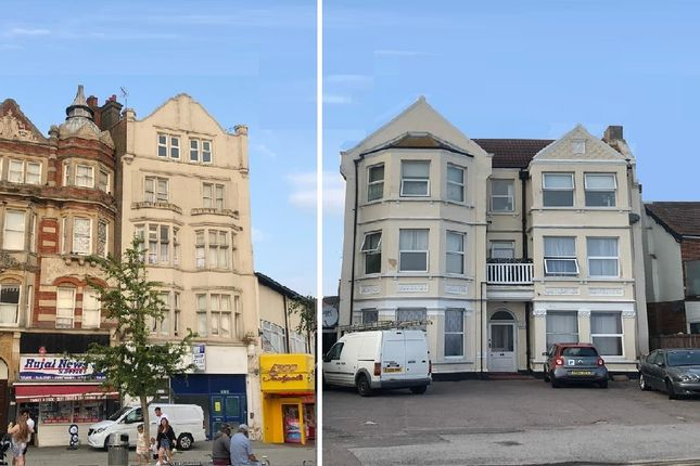 Thumbnail Block of flats for sale in Station Road, Clacton-On-Sea
