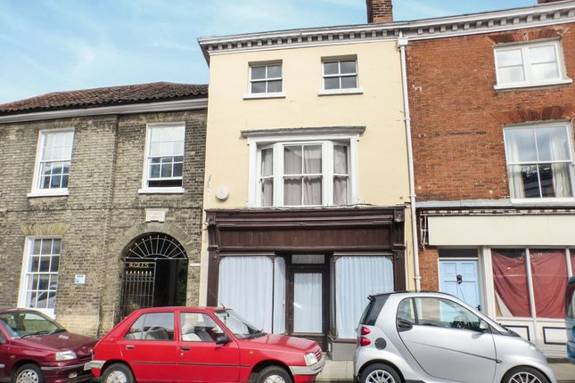 Thumbnail Flat for sale in Bethel Street, Norwich