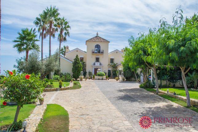 Entrance of Duquesa Villas, Duquesa, Manilva, Málaga, Andalusia, Spain