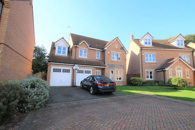 Thumbnail Detached house to rent in Royal Troon Mews, Wakefield