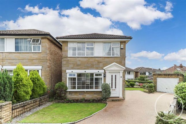 Thumbnail Detached house for sale in West Lea Drive, Moortown