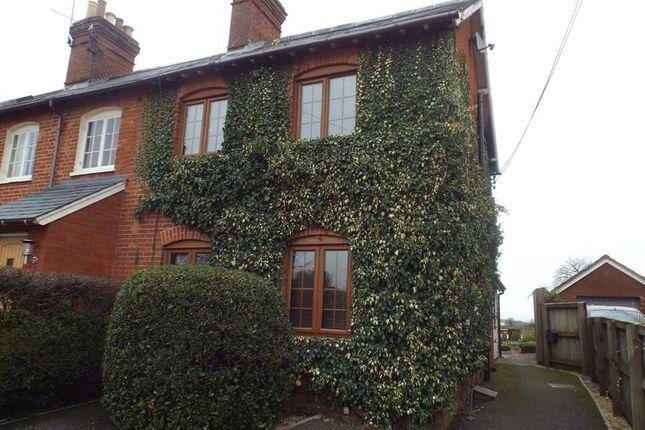 Thumbnail Semi-detached house to rent in Horsepool, Bromham, Chippenham