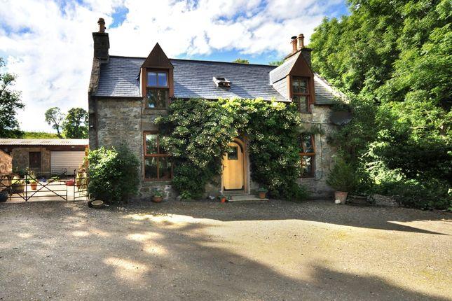 Thumbnail Farmhouse for sale in Towieburn House Drummuir, Keith