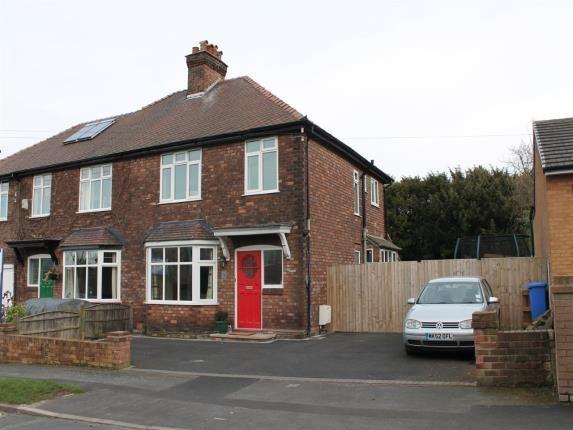Thumbnail Semi-detached house for sale in Osborne Road, Walton, Warrington, Cheshire