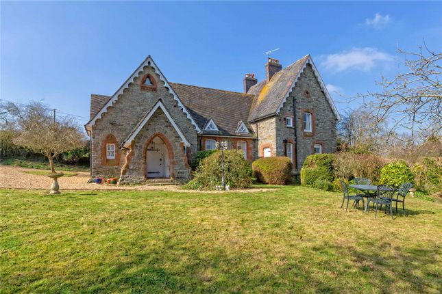 Thumbnail Property for sale in Bromlow, Minsterley, Shrewsbury