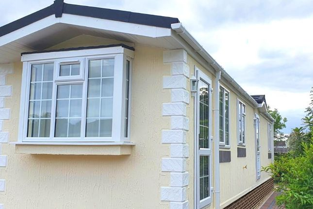 Thumbnail Mobile/park home for sale in Residential Park Home, Whitland, Carmarthenshire