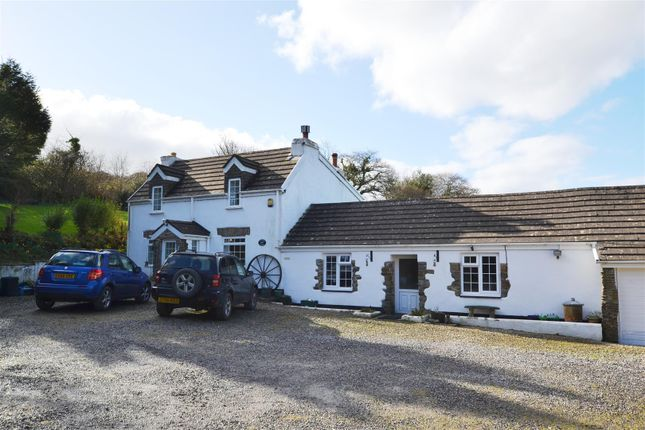 Thumbnail Detached house for sale in Kilgetty