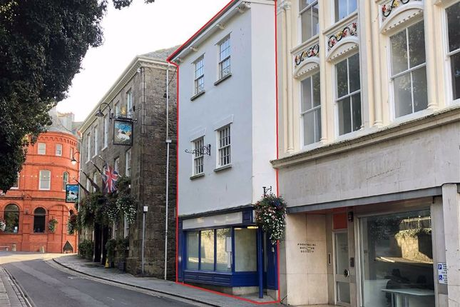 Thumbnail Office to let in 4, Church Street, St Austell