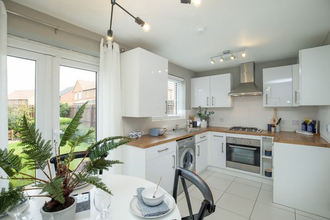 Thumbnail Detached house for sale in Plot 15, Kildare, Moorside Place, Valley Drive, Carlisle