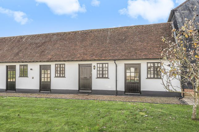 Thumbnail Terraced house for sale in The Old Sussex Stud, Cowfold Road, West Grinstead