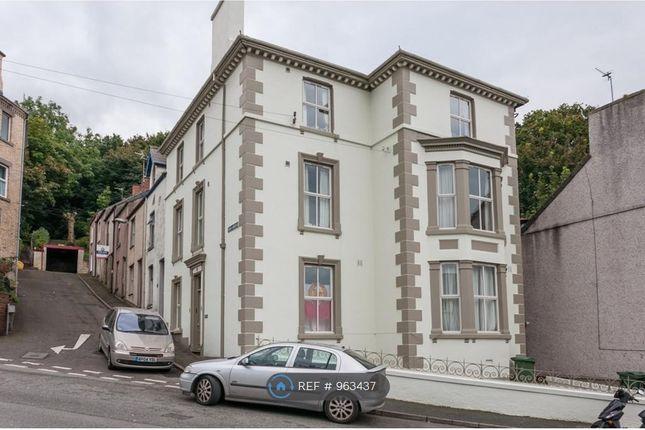 2 bed flat to rent in Rowland Street, Caernarfon LL55