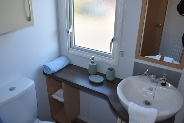It Also Features A Valuable Twin Bedroom To Sleep A Further Two Peopleit Has A Contemporary Bathroom With Shower Cubicle And Toilet/Basin.  This Fabulous Holiday Home Comes With A Choice Of Pitch.