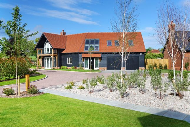 Thumbnail Detached house for sale in Tithebarns Lane, Send