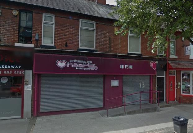 Thumbnail Commercial property for sale in Green Lane, Ashton-Upon-Mersey, Greater Manchester