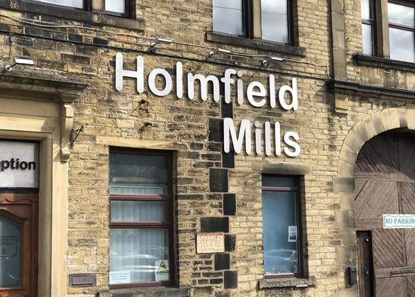 Office to let in Holmfield Mills, Holdsworth Road, Halifax