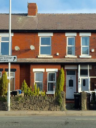Terraced house to rent in Stockport Road, Marple, Stockport