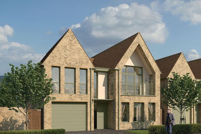 "Thumbnail Detached house for sale in ""Blenheim"" at Barton Village Road, Headington, Oxford"