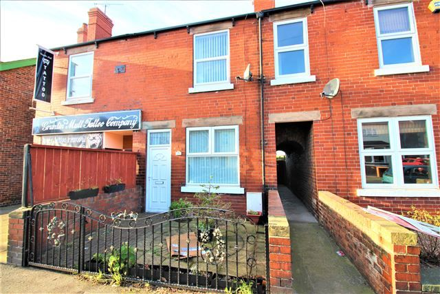 Thumbnail Terraced house to rent in Robin Lane, Sheffield