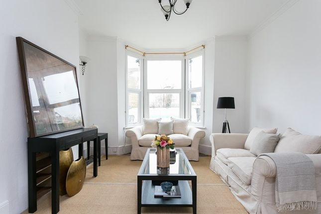 Thumbnail Semi-detached bungalow for sale in Rushmore Road, London