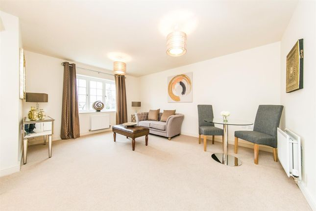 Thumbnail Flat for sale in Brooks House, Dame Mary Walk, Halstead