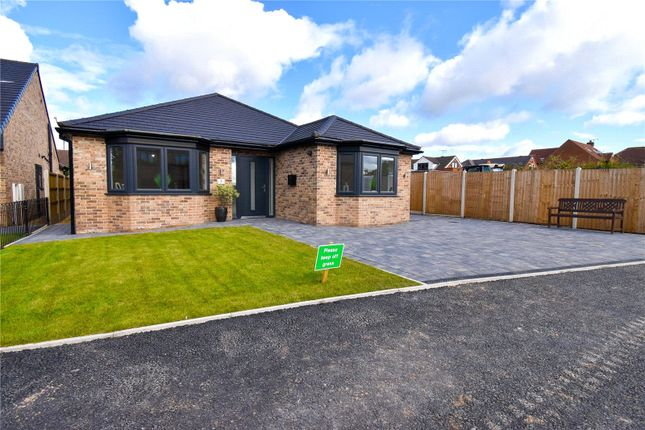 3 bed bungalow for sale in Meadow Court, Dinnington, Sheffield S25