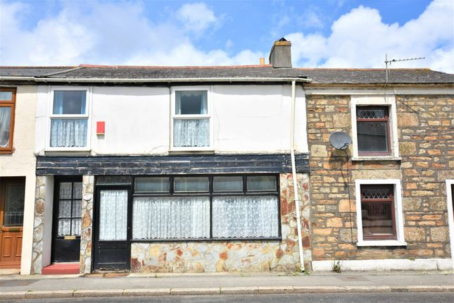 Thumbnail Cottage for sale in Trevenson Street, Camborne, Cornwall