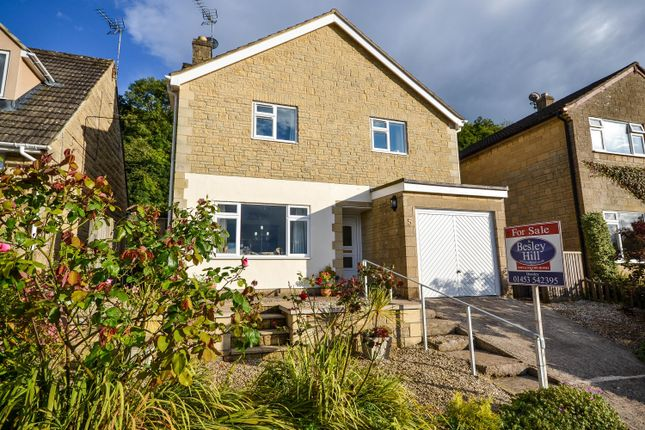 Thumbnail Detached house for sale in Highlands Drive, North Nibley, Dursley