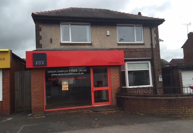 Thumbnail Retail premises for sale in 25-27 Mesnes Road, Wigan, Lancashire