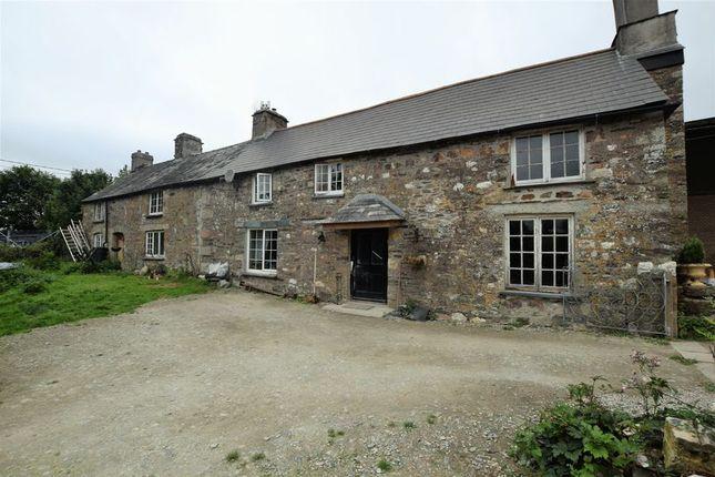 Thumbnail Detached house for sale in Linkinhorne, Callington