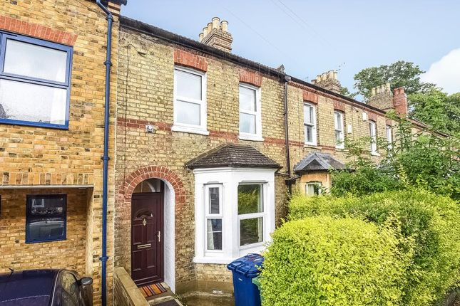 Thumbnail Terraced house for sale in St. Marys Road, Oxford