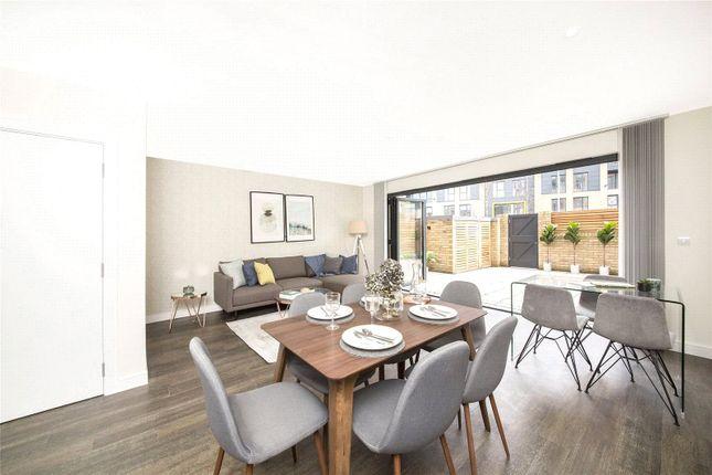 Thumbnail Terraced house to rent in Grafton Road, Croydon