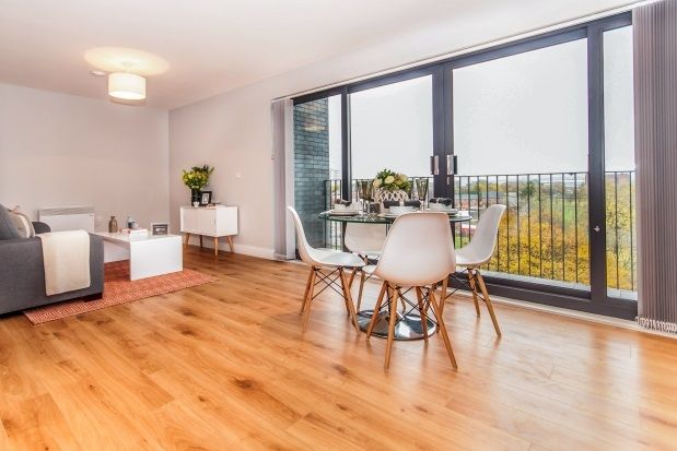 Thumbnail Flat to rent in Engels House, Ancoats