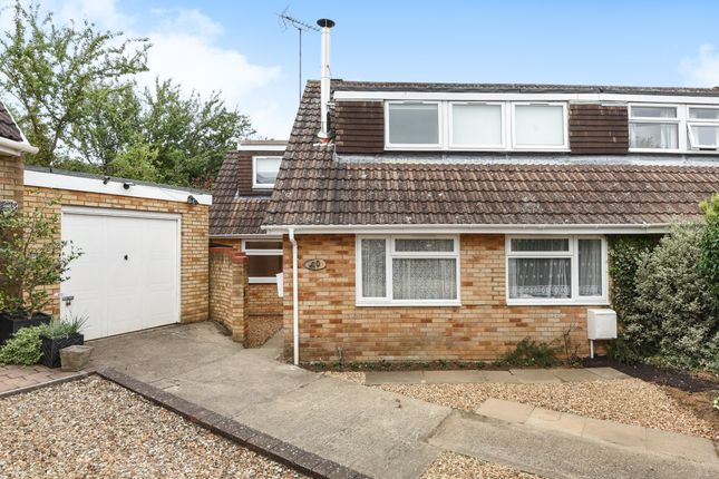 Thumbnail Semi-detached house for sale in South View, Nether Heyford, Northampton