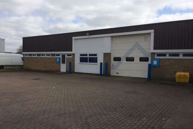 Industrial to let in Millbrook Close, Northampton