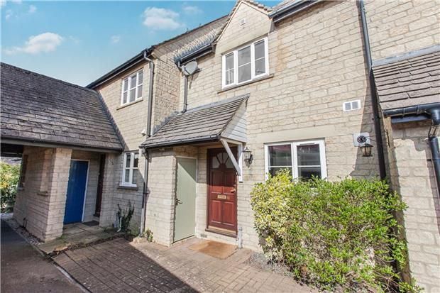 Thumbnail Terraced house to rent in Kingsfield Crescent, Witney