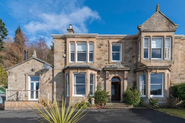Thumbnail Semi-detached house for sale in Abercromby Drive, Bridge Of Allan, Stirling, Scotland